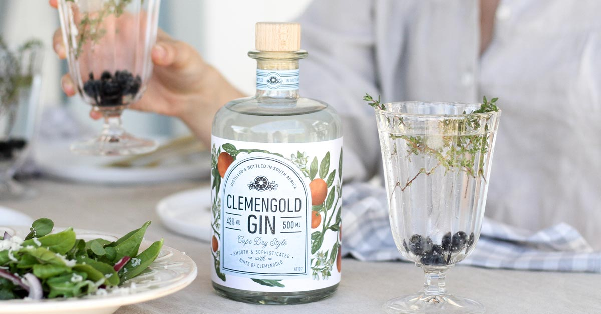 Clemengold Gin: Citrus-infused With The Essence Of Sunshine photo