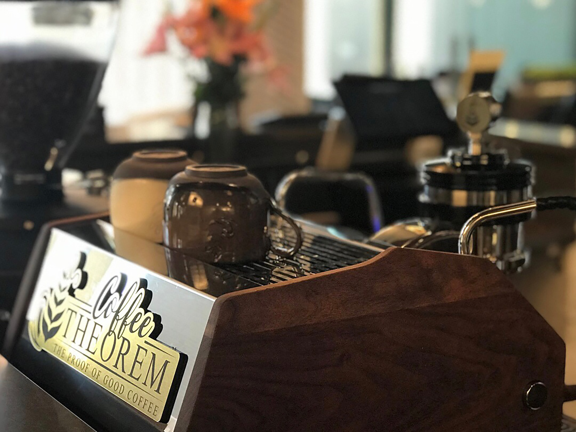 Build-outs Of Summer: Coffee Theorem In Parker, Co photo