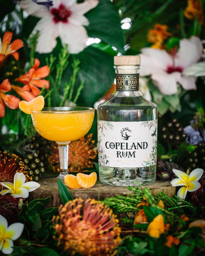 Copeland Rum loves citrus: Try this recipe for a Naartjie Daiquiri photo
