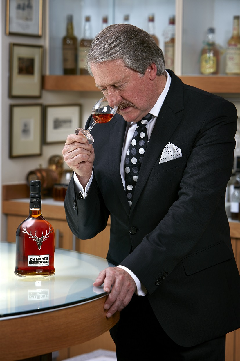 The Dalmore's Richard Paterson On The Limited Edition Dalmore 45 photo