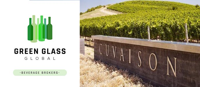 Cuvaison Estate Wines Announces Sales Partnership With Green Glass Global photo