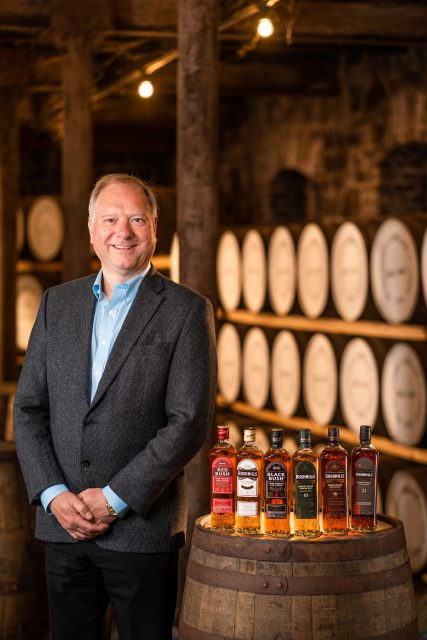 Bushmills Executive Chairman Awarded Obe photo