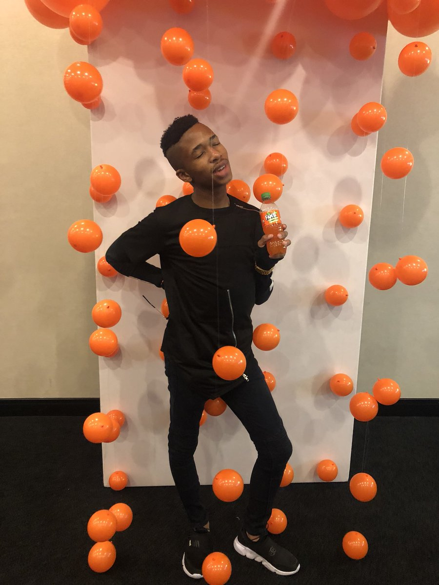 Watch: Fanta Premieres #fantasquadza Youtube Series With Lasizwe photo