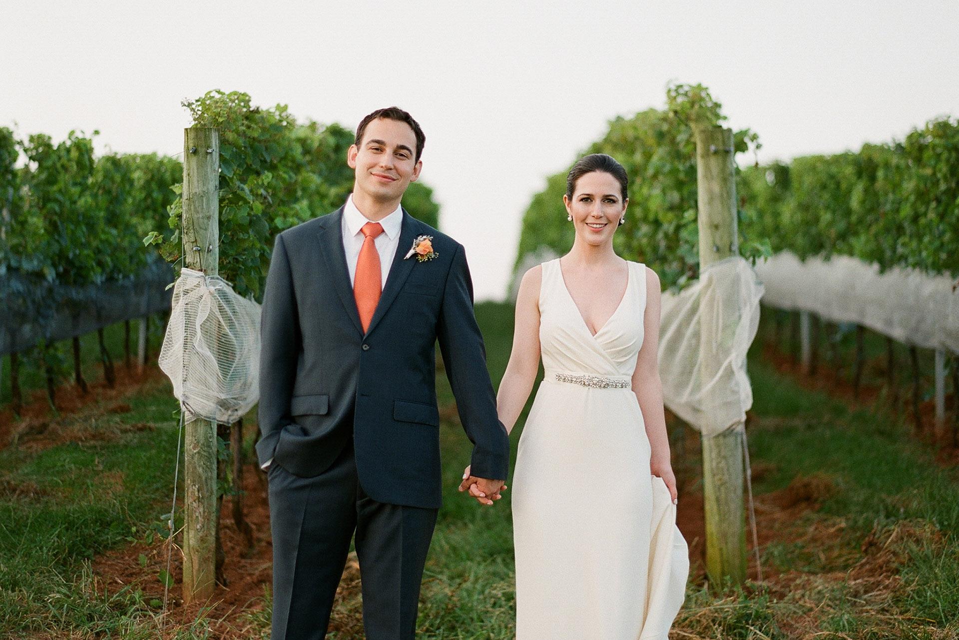 7 Wine Regions For Your Destination Wedding photo