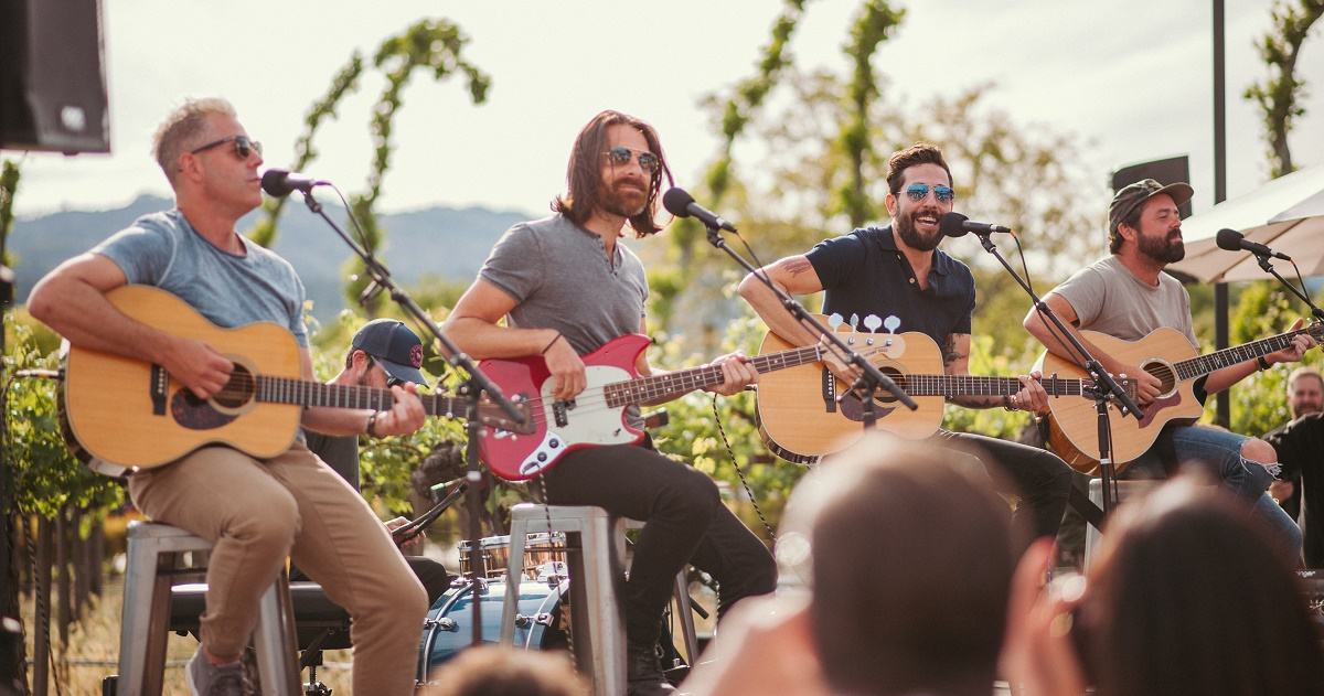 Old Dominion Embraces Change Following Acm Awards Win photo
