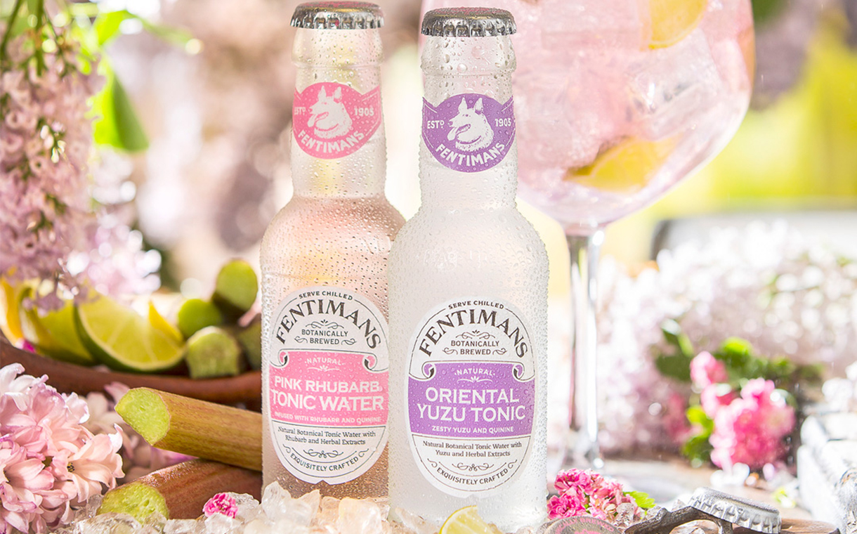 Fentimans Unveils Pink Rhubarb And Oriental Yuzu Tonic Waters photo