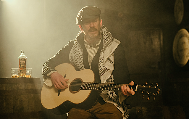Bushmills Irish Whiskey, Lowden Guitars And Musician Foy Vance Join Forces photo