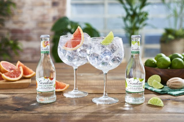 Gordon?s Is Making Low-alcohol Ready-mixed Cocktails That Taste Like A G&t photo