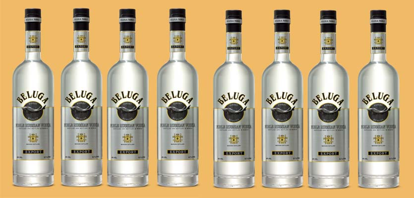 Halewood Snags Beluga Vodka Distribution Rights For On- And Off-trade photo