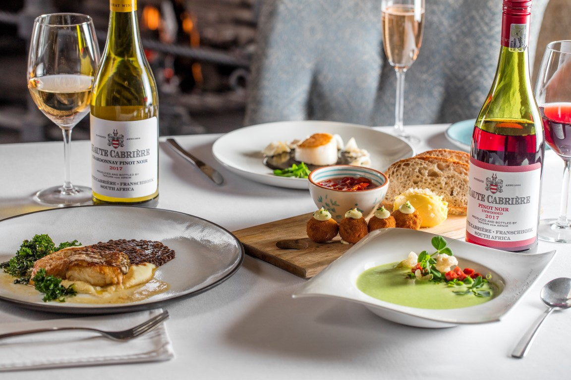 A Must Taste Experience: Haute Cabrière Pop-up At Zimbali photo
