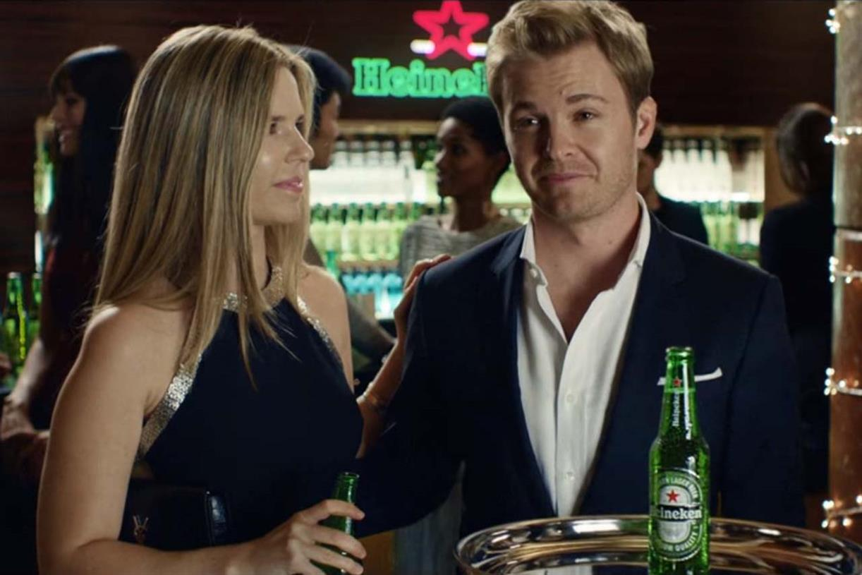 Heineken Ramps Up Anti-drink Driving Campaign With Behavioural 'nudge' Programme And New F1 Ad photo