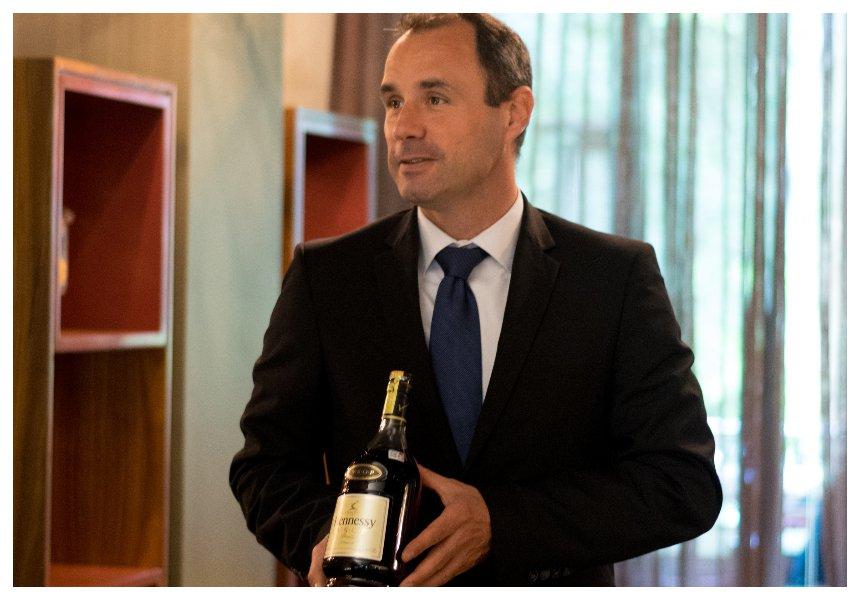Hennessy Global Brand Ambassador Highlights Vision During Maiden Visit To Kenya photo