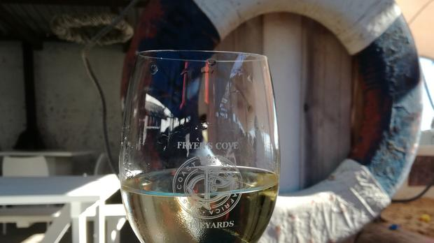 Watch: This Wine Is Made In A Fishing Village And Tastes Like The Ocean photo