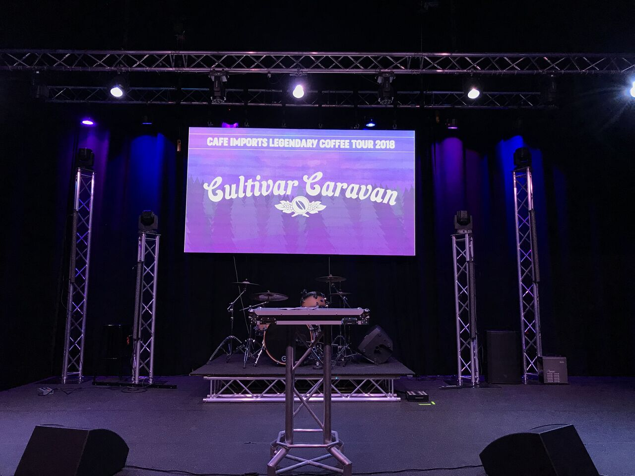 Scenes From The 2018 Cafe Imports Cultivar Caravan photo
