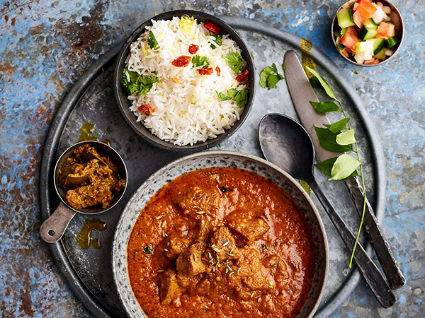 Coming In Hot: Cape Town's New Gourmet Curry Deliveries photo