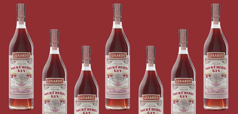 Luxardo Sour Cherry Gin Set To Launch In Uk This Summer photo