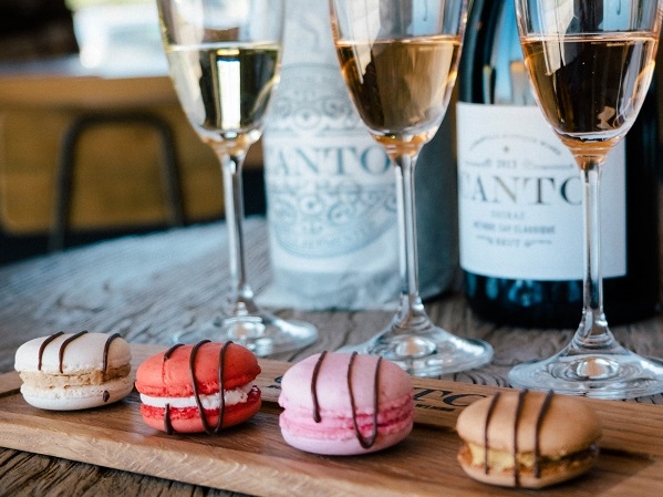 Is This The Prettiest Pairing In The Winelands? photo