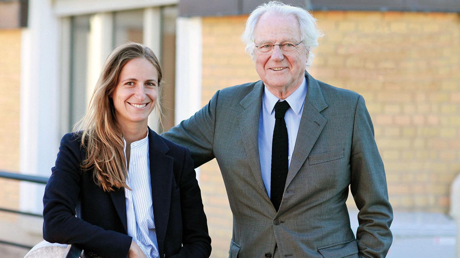 The Newest Rothschild In Wine photo