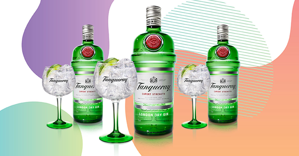 11 Things You Should Know About Tanqueray Gin photo