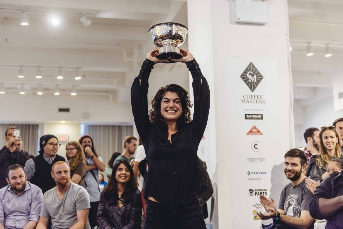 Applications For The 2018 New York Coffee Masters Are Now Open photo