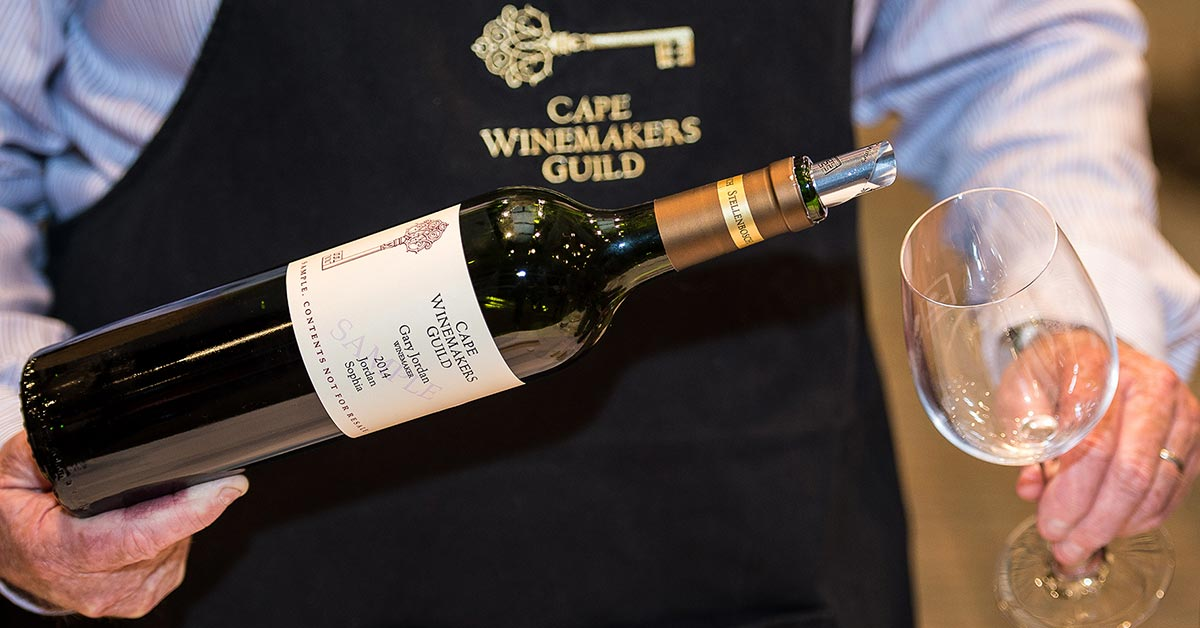 Nedbank Cape Winemakers Guild Auction 2018 photo