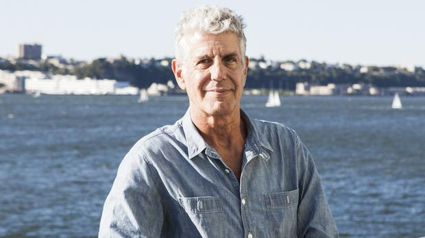 Watch: Anthony Bourdain Cooking And Eating In South Africa photo