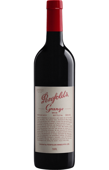 Where Is South Africa's Penfolds Grange? photo
