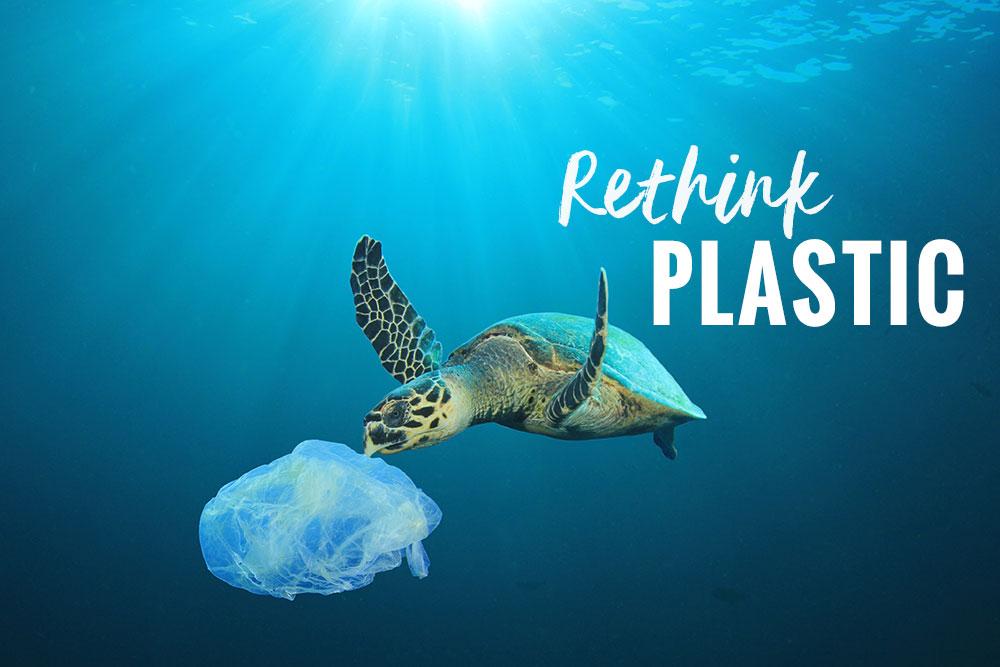 Rethink Plastic photo