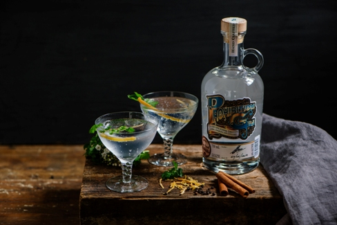 Prohibition Craft Gin LR 2 Silver Creek Distillery Launches Exciting New Prohibition Craft Gin Duo