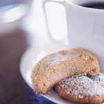Almond Cookies Spiked With Grappa photo
