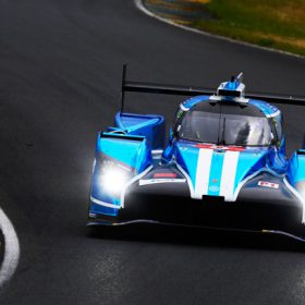 Spirit Of Harrogate Supports Ginetta In Le Mans Debut photo