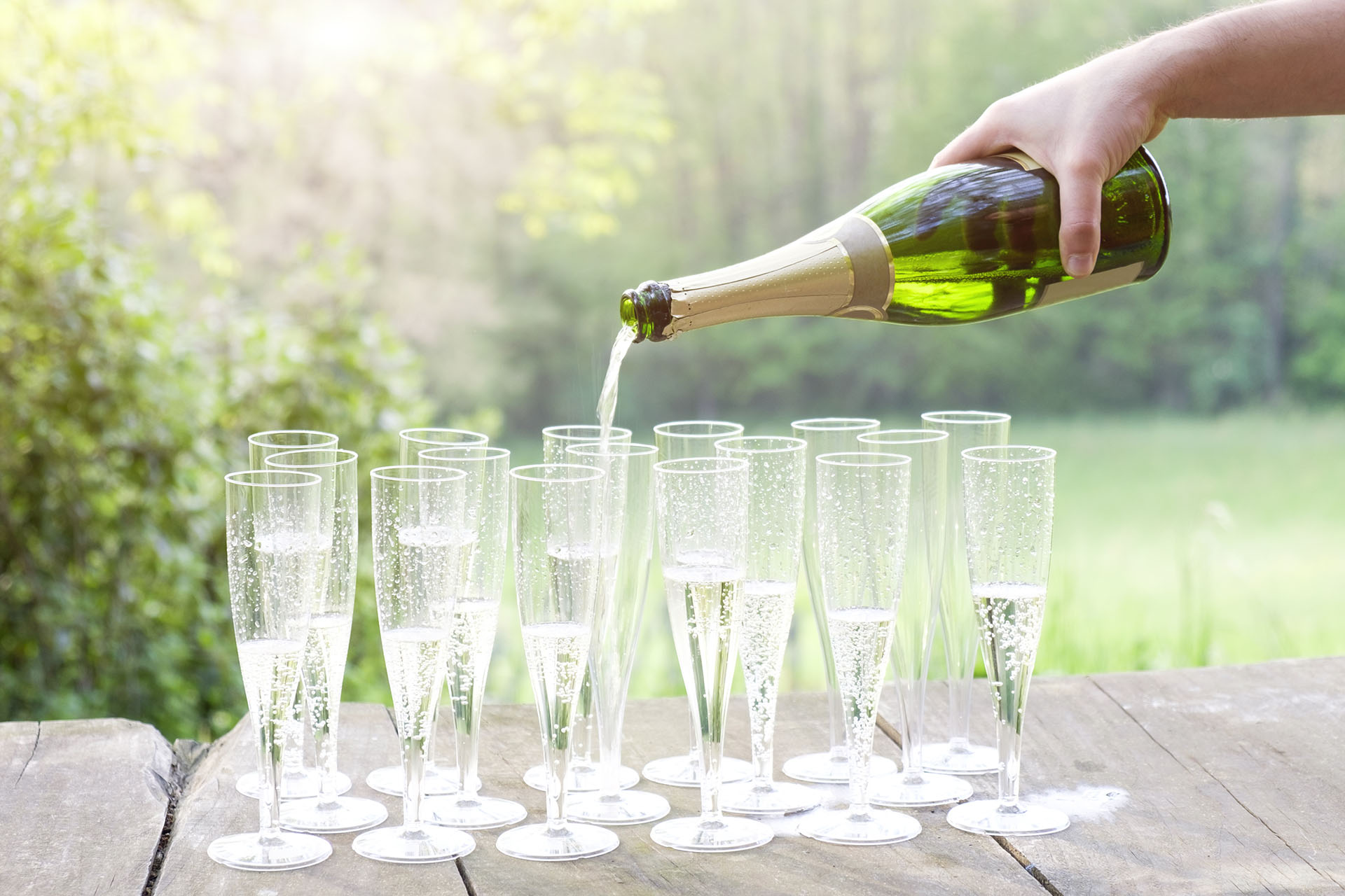 Cool Down With These 10 Sparkling Wines And Champagnes photo