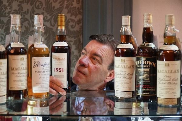 Bonhams ?  June Whisky Sale Features Some Rare Bottles photo