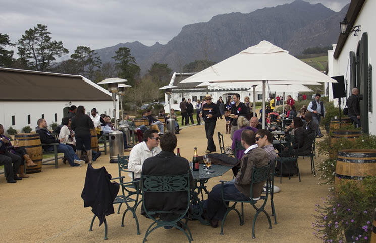 Franschhoek Winter Wines 16 June 2018 photo