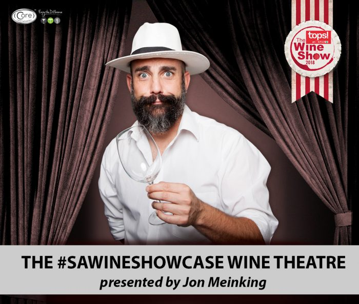 The #SAwineshowcase continues partnership with the TOPS at SPAR Wine Show photo
