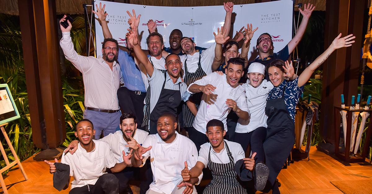 The Test Kitchen Back On The World's 50 Best Restaurants! photo