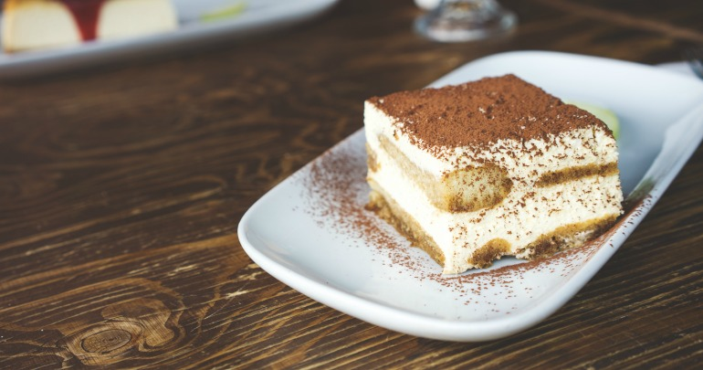 The Best Traditional Tiramisu photo