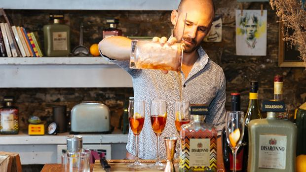 Watch: What To Pair With Your Disaronno photo