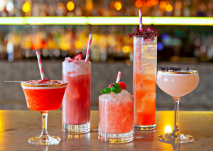 Drink Pink At Dirty Martini Manchester! photo