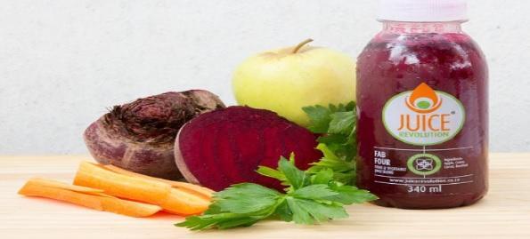 A Veggie Juice Recipe To Rejuvenate Body And Mind photo
