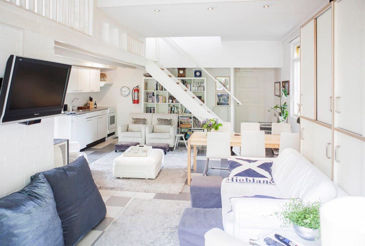 Nonnenwoning En Een Huisje Van Wol: 5 X Uniek Overnachten In Bredase Airbnb's photo