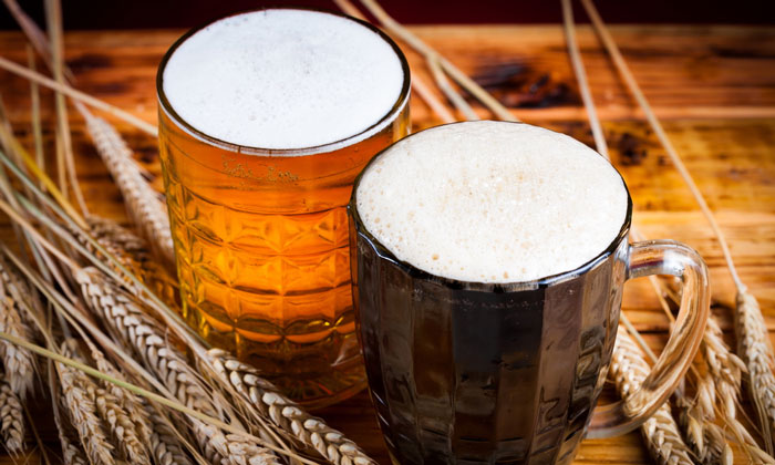 Uk Environment Secretary Toasts Success Of Scottish Beer photo