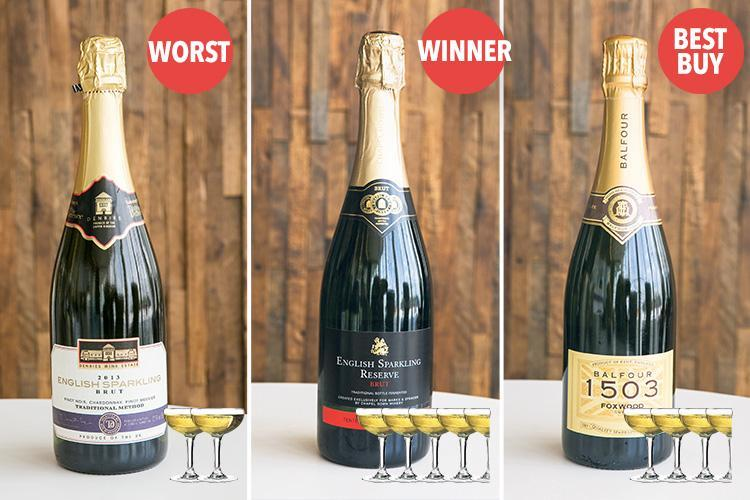 Wetherspoons's Champers Ban? Don't Wine…english Fizz Is The Bizz photo