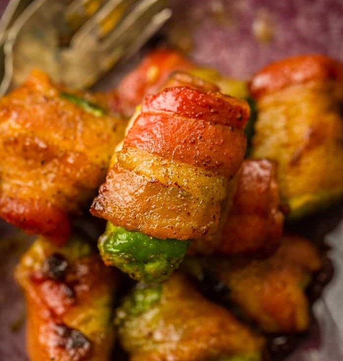Bacon Wrapped Avocados photo