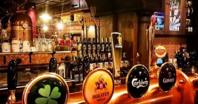 'carlsberg And Guinness Together! Jesus Wept!' Beer Cocktails In Romanian Irish Bar Leave People Baffled photo