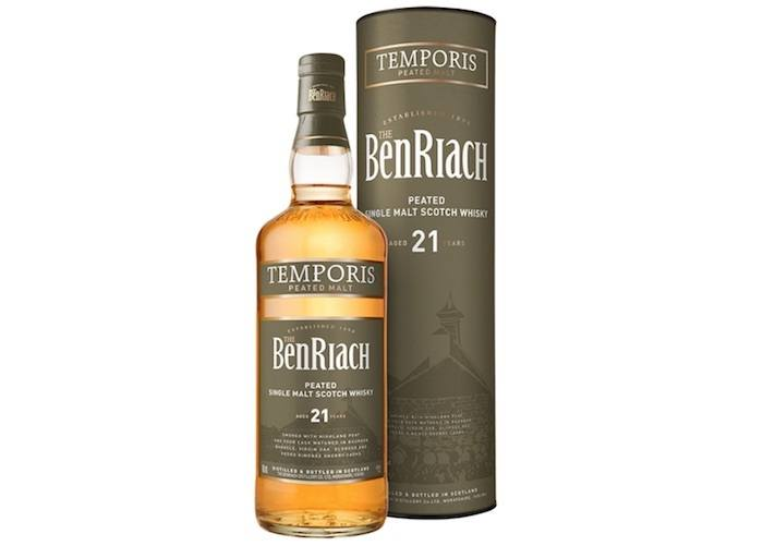 Benriach Drops A Unique 21 Year Old Peated Whisky Into Its Mix photo