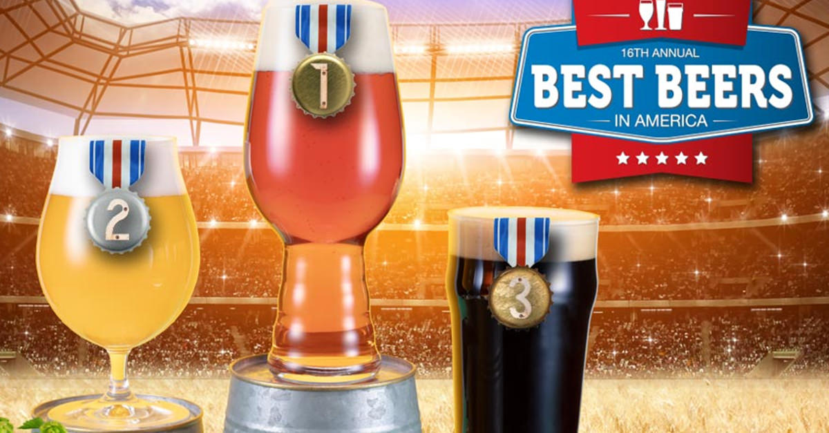 The Best Beers In America, According To Homebrewers (2018) photo