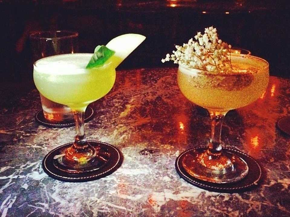 Get Trashed In Style At These Cutting-Edge Cocktail Bars photo