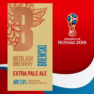 Brewski From Bedlam To Celebrate World Cup ? Beer Today photo