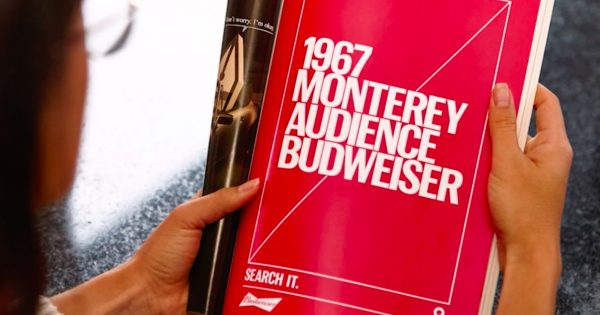 Budweiser Takes Print Grand Prix At Cannes For Cheeky Ads That Sent Fans Searching photo